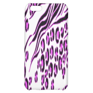 Pink Snow Leopard Stylish iPhone 4 Speck Case Case For iPhone 5C