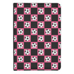 Pink soccer ball checkers kindle touch cover