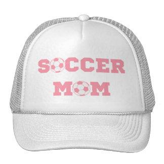 Pink Soccer Mom Hat