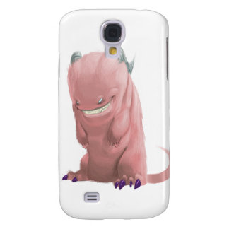 pink sock monster samsung galaxy s4 covers