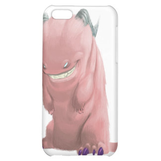pink sock monster iPhone 5C covers