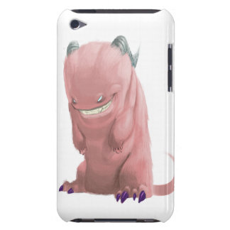 Pink Sock Monster iPod case iPod Touch Cover