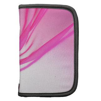 Pink soft silk organizers