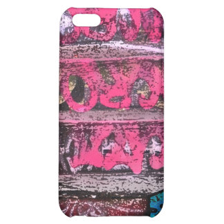 Pink Soho Street Art Speck iPhone 4 Case