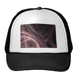 Pink Space Flow Abstract Halima Ahkdar Gear Trucker Hat