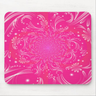 'Pink Space' Mousepad