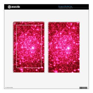 Pink Sparkle Kindle Case Kindle Fire Skins
