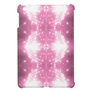 Pink Sparkling Kaleidosope iPad Mini Case
