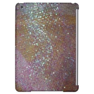 Pink Sparkly Sparkling Glittery Fashion iPad Case
