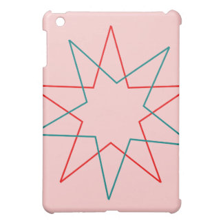 Pink Speck Case Two Stars iPad Mini Covers