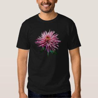 Pink Spider Mum T Shirt