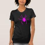 Pink Spider Shirt