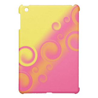 pink spiral Speck Case iPad Mini Covers