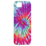 Pink Spiral Tie-Dye Case-Mate iPhone 5 iPhone 5 Case