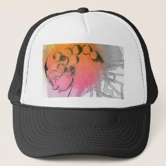 PINK SPLASH CAP