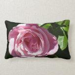 Pink Splendor Rose Pillows