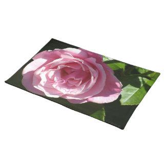 Pink Splendor Rose Placemat