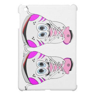 Pink Sports Shoes Cartoon iPad Mini Cover