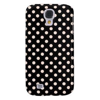 Pink Spot Polka Dot  Galaxy S4 Case