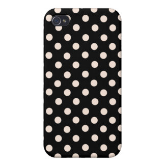 Pink Spot Polka Dot  iPhone 4/4S Cases