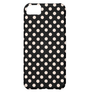 Pink Spot Polka Dot iPhone 5C Covers