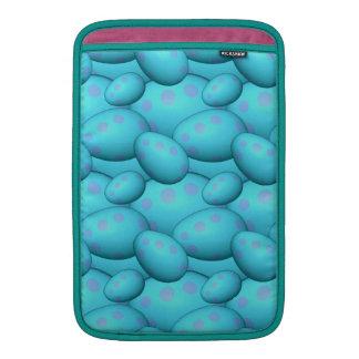 Pink Spotted Blue Eggs MacBook Air Sleeve