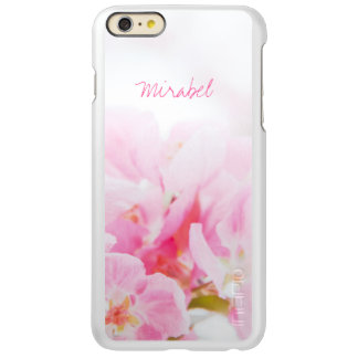 Pink Spring Apple Blossoms Incipio Feather Shine iPhone 6 Plus Case