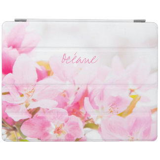 Pink Spring Apple Blossoms iPad Smart Cover