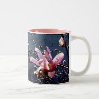 PINK SPRING BLOOM mug