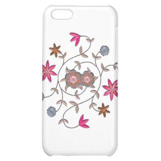 Pink Spring Flower Garden iPhone 5C Case