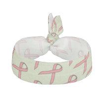 Pink Standard Ribbon Template by Kenneth Yoncich Elastic Hair Tie