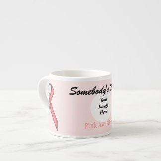 Pink Standard Ribbon Template by Kenneth Yoncich Espresso Cup