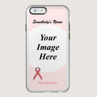 Pink Standard Ribbon Template Incipio Feather Shine iPhone 6 Case