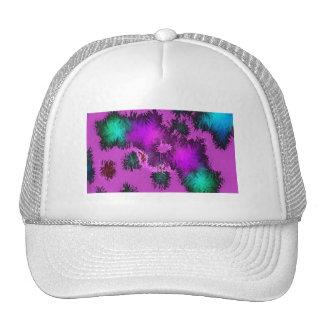 PINK STAR BEAUTY CAP HATS