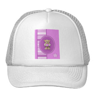 Pink Star Hats