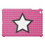 Pink Star iPad case