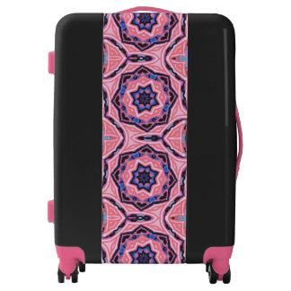 Pink Star Luggage