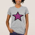 Pink star products! tee shirts