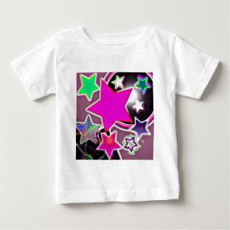 Pink Star Shower Shirt