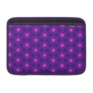 """Pink Starburst 11"""" MacBook Air Sleeves"""