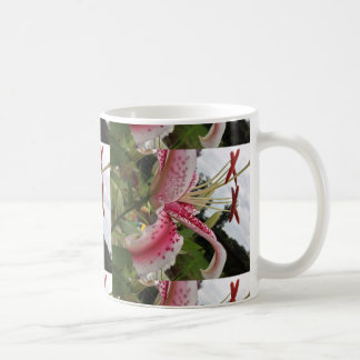 pink stargazer and sky coffee mug