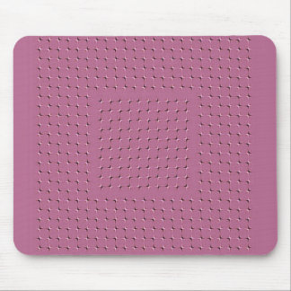 pink stars glitter moves mouse pad