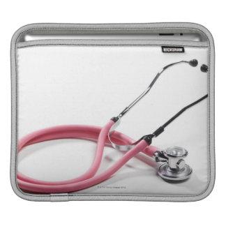 Pink Stethoscope iPad Sleeve