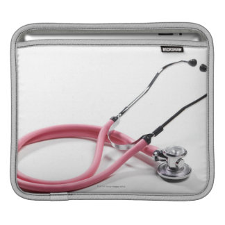 Pink Stethoscope Sleeves For iPads