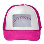 Pink Stitches Baseball / Softball Mesh Hat