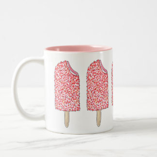 Pink Strawberry Eclair Popsicles Popsicle Mug