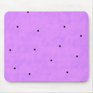 Pink Strawberry Pattern Mouse Pad