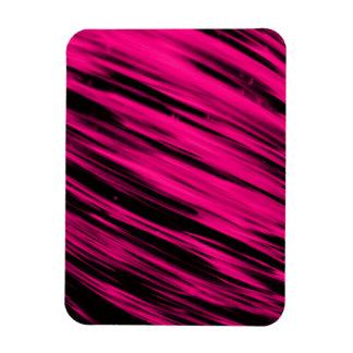 Pink Streaks Magnets