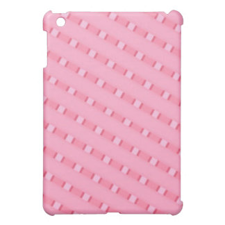 Pink stripe ipad Case