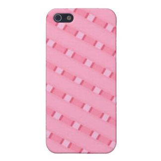 Pink stripe iphone Case Cases For iPhone 5